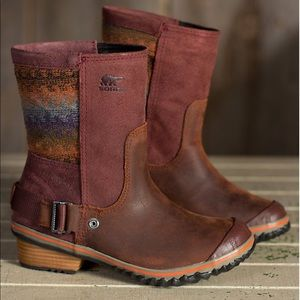 Sorel weather boots